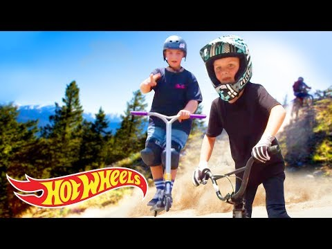 The Ultimate Training Camp at Pastranaland With Ryan Williams, Travis Pastrana & Hot Wheels