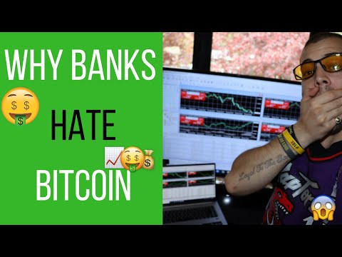 The Banks BLOCKED MY MOM | Why Banks HATE BITCOIN & CryptoCurrencies 2021 ?