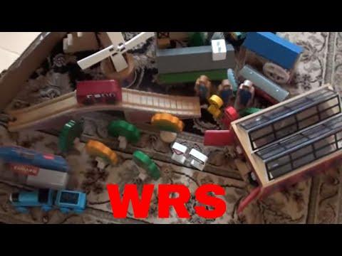 Thomas Wooden Railway eBay Unboxing Video Part 2 ...