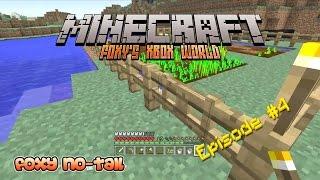 Minecraft Xbox [4] - A Fabulous Farm for a Fox