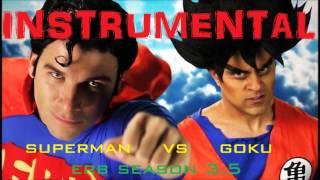 Goku vs Superman   Instrumental