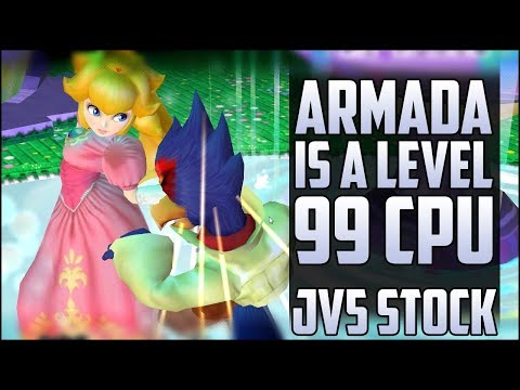 Armada is a level 99 CPU! - JV 5 STOCK!