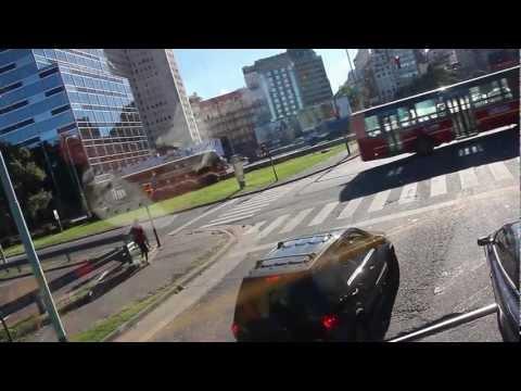 Buenos-Aires. BUS TURISTICO. Буэнос-Айрес, Туристический Автобус