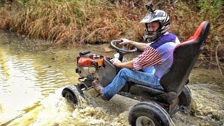the off road beast mower