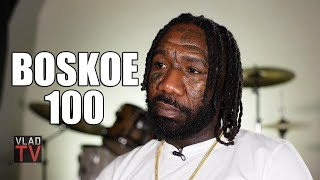 Boskoe100 on Kobe & 2Pac Saying They would Die Young, Manifesting It (Part 2)