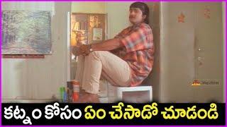 Hero Srikanth Super Funny Scenes - Aahwanam Movie Comedy Scenes   Ramya Krishna