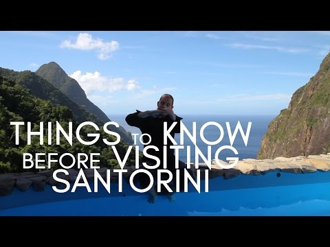 Things to know before visiting Santorini