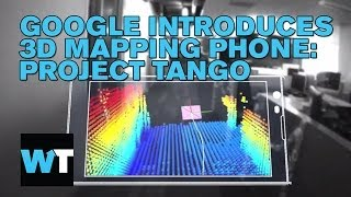 Google Debuts Project Tango | What's Trending Now
