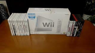 14 игр для Nintendo Wii и 5 на Game Cube. Улов-мулов.