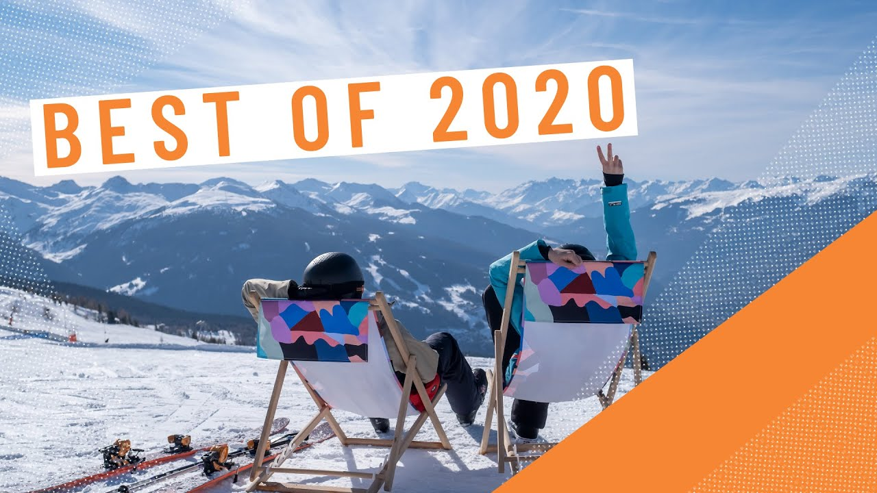 THE VERY BEST OF 2020 - LES ARCS