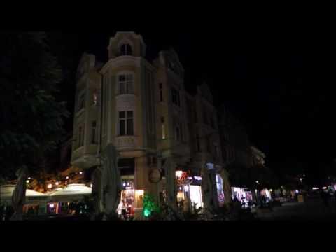 RUSE....BY NIGHT,BULGARIA