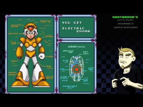 Let's Play Megaman X pt2 SNES