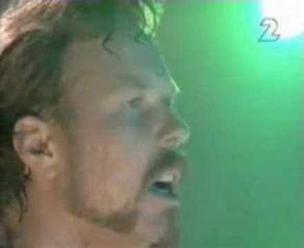 Metallica - Ain't My Bitch (Stuttgart 97)
