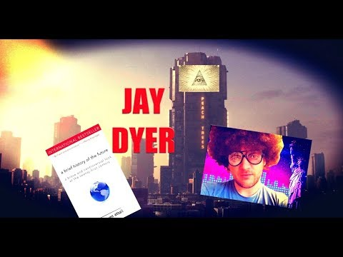 ILLUMINATI PLAN FOR THE FUTURE REVEALED! - Attali's Future History Book - PART 1 (Half) - Jay Dyer