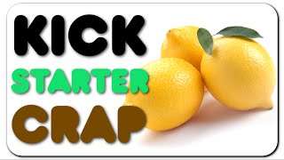 Kickstarter Crap - Big Yellow House Organic Lemons