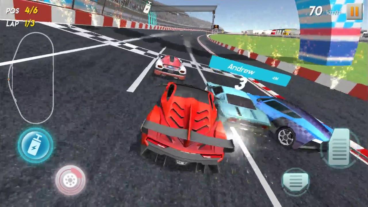 Game Mobil Balap Cepat 2019 5 Mobil Mahal Warna Merah Gameplay 2019 Youtube
