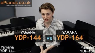 Yamaha Arius YDP144 vs YDP164 digital piano | Comparison review | What piano should I buy?