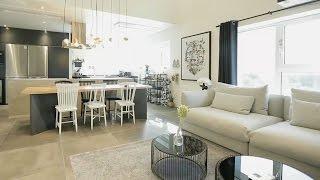 박공지붕 살린 넓은 거실과 조명으로 멋을 낸 주방 (하우스) @좋은아침 5036회 20170302