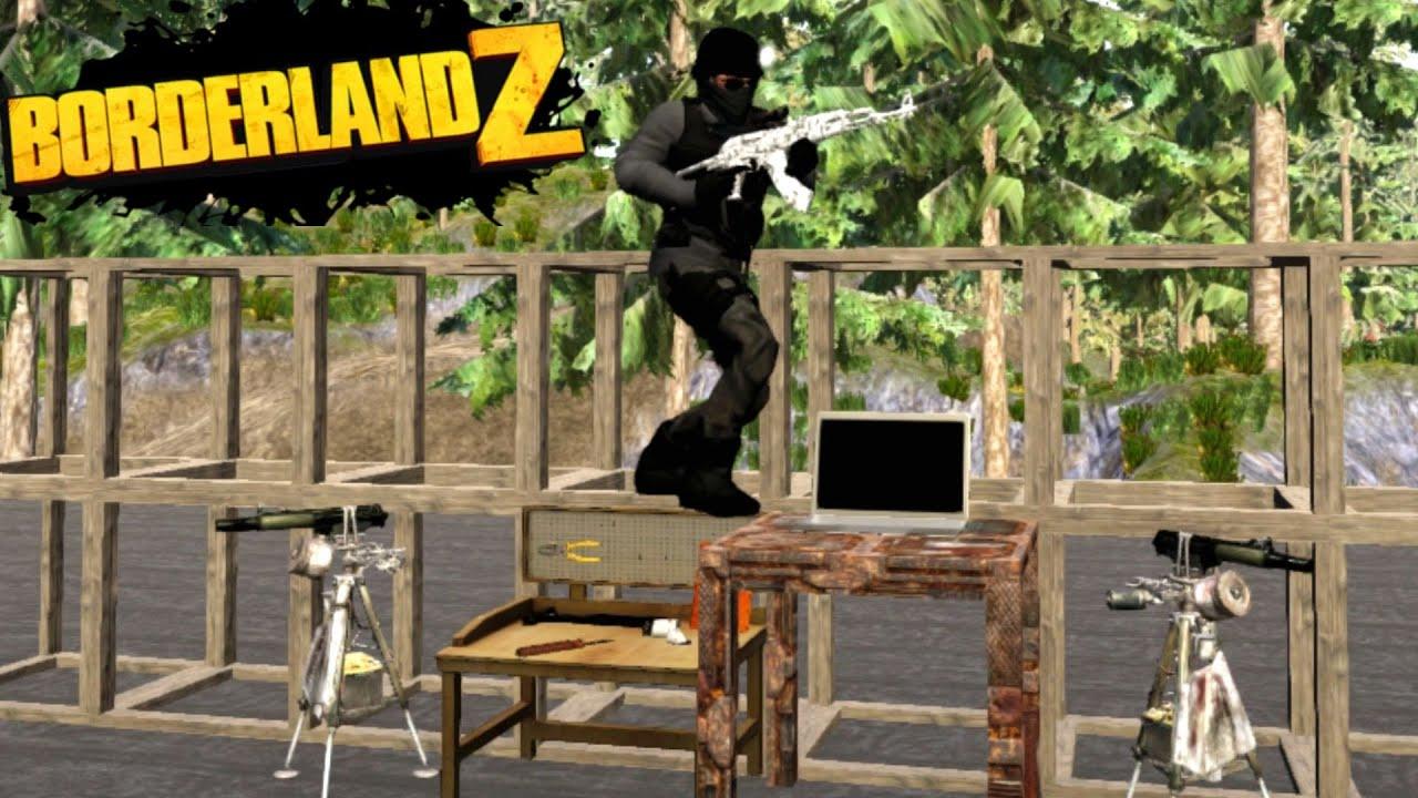 Download Self Powered Auto Turrets!? | 7 Days to Die | Alpha 17 (BorderlandZ Mod) Gameplay | E02