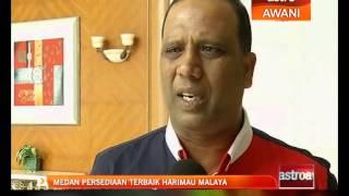 medan persediaan terbaik harimau malaya