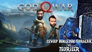 GOD OF WAR TEORİLER KRATOS VE THOR ARASINDAKİ BAĞ