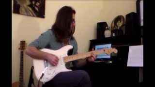 La chitarra blues: tensioni di 9° e 13° nella ritmica e nel solo blues