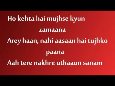 Palat Main Tera Hero   Lyrics HD   Arijit...
