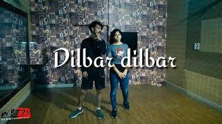 Dilbar Dilbar// Dance cover by Shubham Sharma