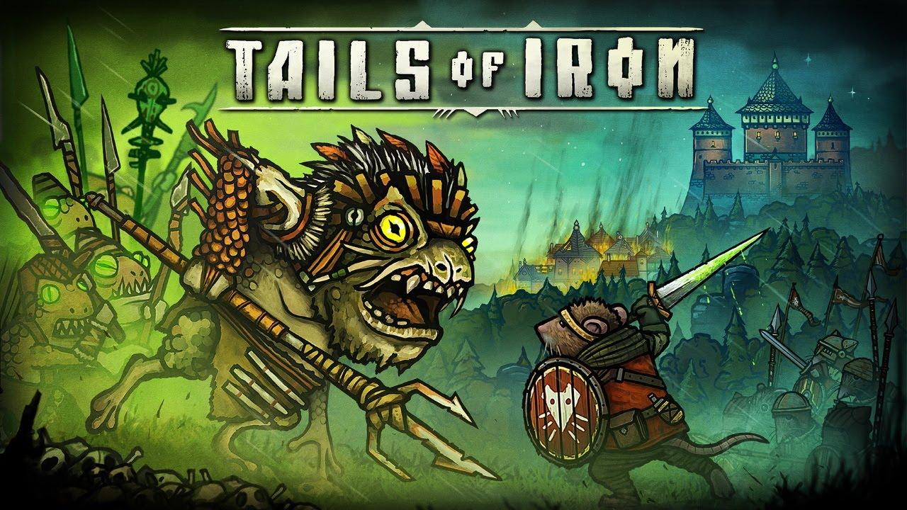 Download Tails of Iron - Grimdark Ratfolk Souls-Like Medieval RPG