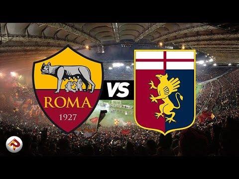 Roma - genoa | diretta live (serie a)