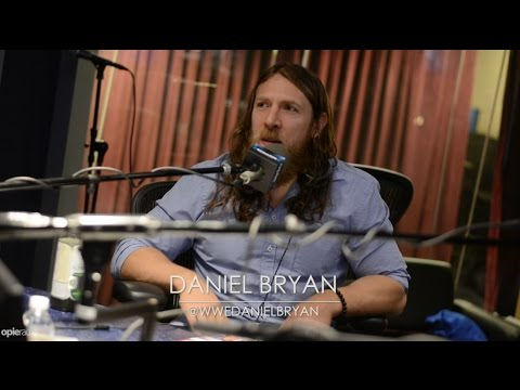 Daniel Bryan's Fight with Triple H - @OpieRadio @JimNorton