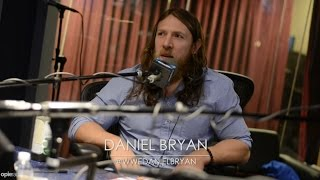 Daniel Bryan's Fight with Triple H - @OpieRadio @JimNorton