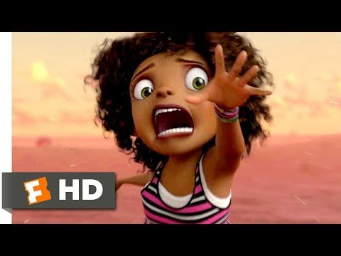 Home (2015) - Fixing My Mistakes Scene (9/10) | Movieclips