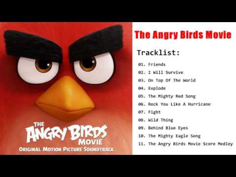 The Angry Birds Movie Soundtrack (Full album) 2016