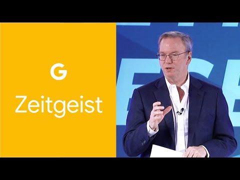 Action This Day - Eric Schmidt, Zeitgeist Europe 2013