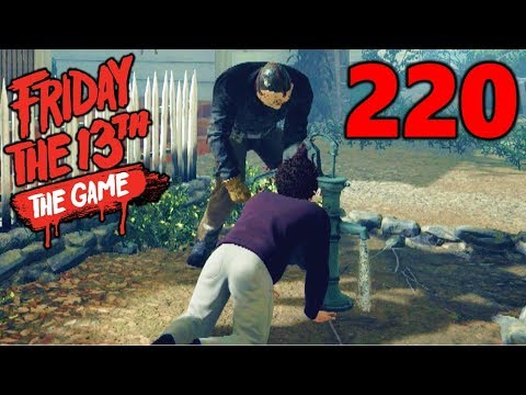 [220] Interrupting The Pinehurst Tour!!! (Let's Play Friday The 13th The Game)