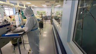 Количество выявленных случаев заражения коронавирусом в мире превысило 52 миллиона