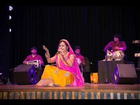 Malini Awasthi | Folk Of India | Saiyan Mile Larkaiyan Live performance