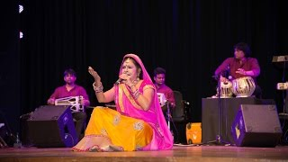 malini awasthi folk of india saiyan mile larkaiyan live performance