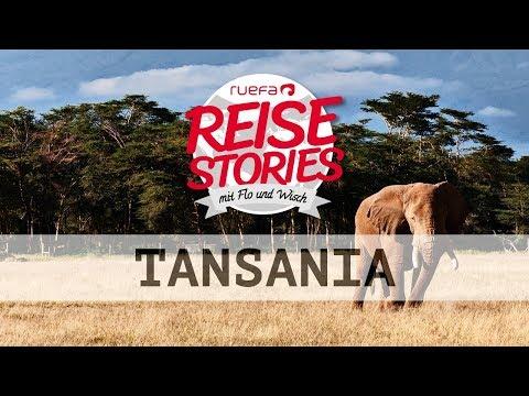 Tansania die perfekte Mischung aus Abenteuer und Strand | Ruefa Reise Stories