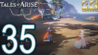Tales of Arise PC 4K Walkthrough - Part 35 - Thistlym / Pelegion Quest(s)