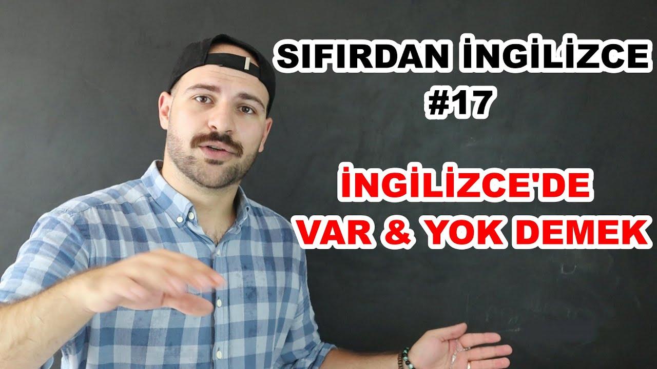 SIFIRDAN İNGİLİZCE #17 - İNGİLİZCE KONUŞUYORUZ!
