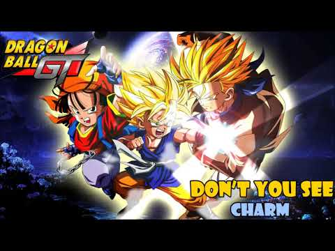 Don´t You See (Dragon Ball GT ending 2) cover español by Charm