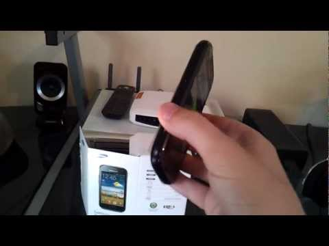 Samsung Galaxy Ace 2 Unboxing