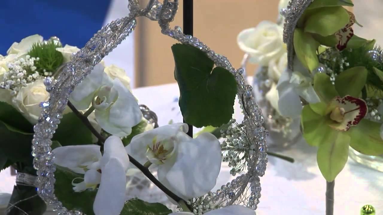 Addobbi Floreali Matrimonio Rustico : Addobbi floreali matrimonio youtube