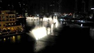 Dubai Fountain - Sama Dubai - Mehad Hamed (Emirati song) - Burj Khalifa - Burj Dubai