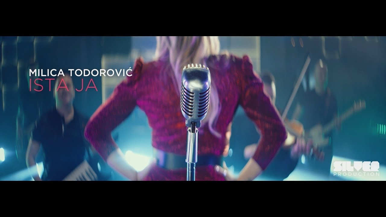 MILICA TODOROVIC - ISTA JA (Official Video) #1