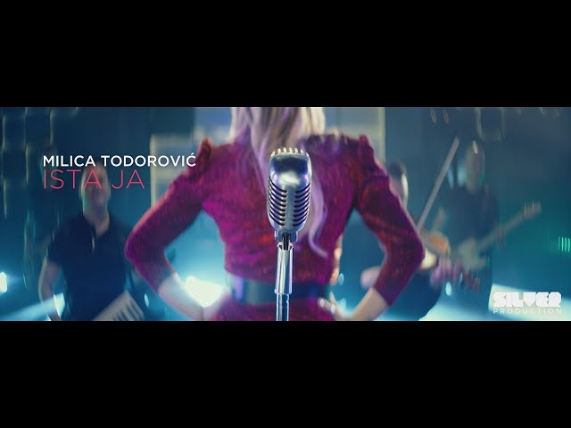 MILICA TODOROVIC - ISTA JA (Official Video)
