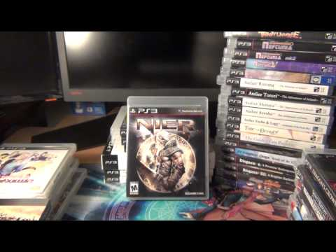 My PS3 JRPG Game Collection