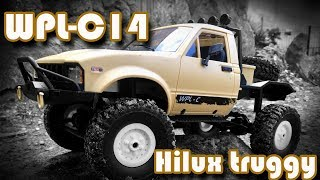 WPL-C14 Hilux Truggy 1/16